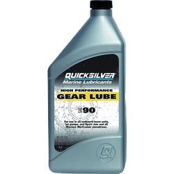 Gearcase Lubricants - Quicksilver Products