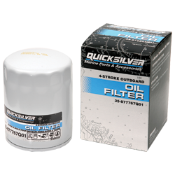 Oil Filters - Quicksilver Products