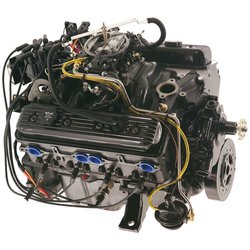 Fuel-Injected Crate Engine - Quicksilver Products