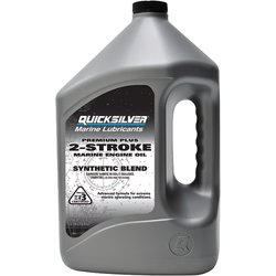 4-Stroke Outboard Oil - Quicksilver Products