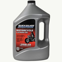 Motorcycle Oil - Quicksilver Products