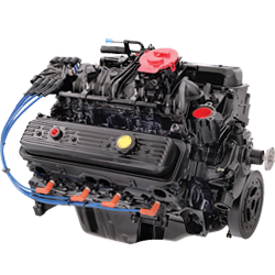 Carbureted Crate Engines - Quicksilver Products